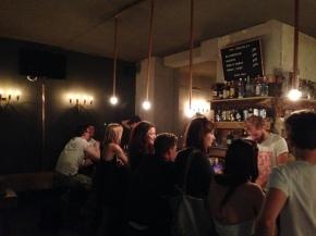 Direkt reinverliebt: Die FOX Bar in der Türkenstrasse.